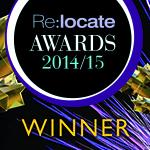 Relocate Award Winner 2015