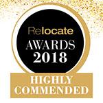 Relocate Awards Winner 2018