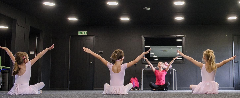 Extra Curricular Activites - Ballet