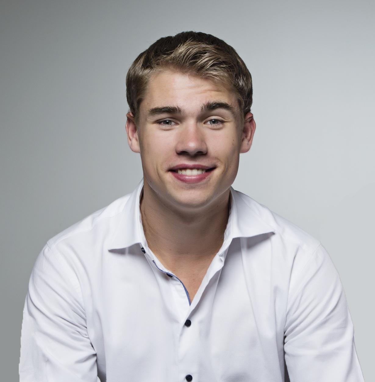 Sebastian former student at ISL
