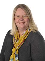 Clare Bodfish, Curriculum Leader